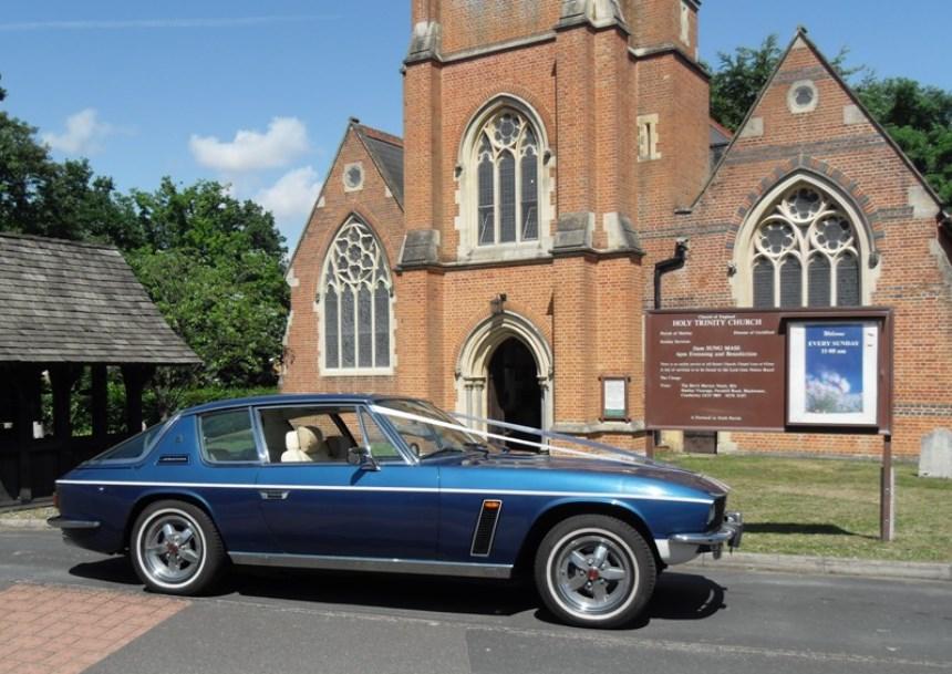 Guildford Wedding Car Hire